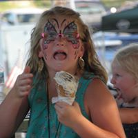 FACE PAINTING AND ICE CREAM!